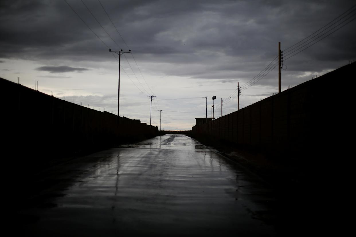 A view of an empty industrial zone in El Tigre, Venezuela, June 2, 2019. (Photo: Ivan Alvarado/Reuters)