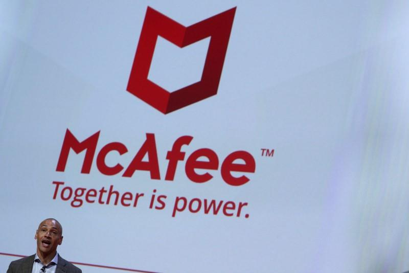 Exclusive: Cyber security firm McAfee hires new CEO