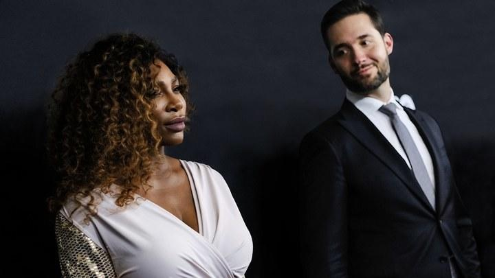 Alexis Ohanian on the Secret to His Marriage to Serena Williams: 'You Have to Show Up'