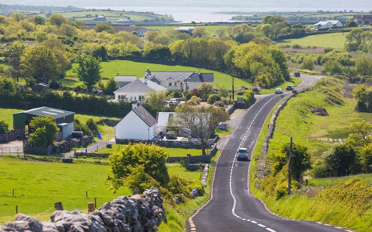 "<p><a rel=""nofollow"" href=""http://www.butterfield.com/trip/ireland-great-adventure/?utm_source=TravelLeisure&utm_medium=Webpage&utm_campaign=TravelLeisureWebpage"">This self-guided driving trip</a> focuses on the country's scenic west coast; you'll stay in five-star castles throughout the journey. Explore the Burren, renowned for its alpine flowers and limestone landscape; the charming streets of Galway; and the bogs and bays of emerald green Connemara, what many consider to be the spiritual heart of Ireland. Spend the night at <a rel=""nofollow"" href=""http://www.travelandleisure.com/worlds-best/resort-hotels-in-united-kingdom-ireland#ashford-castle"">Ashford Castle</a> — a T+L World's Best Award Winner — where you can walk the beautiful grounds of the 12th century estate, sip a pint of Guinness, and take a falconry lesson. <em>Six days from $5,295 per person.</em></p>"