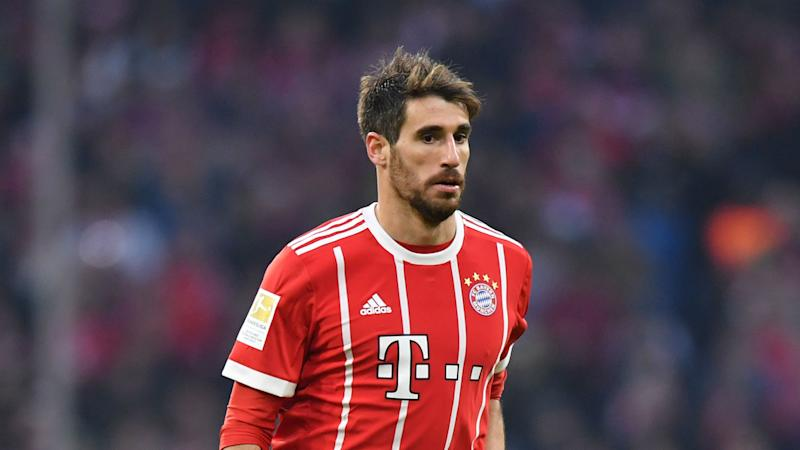 Bayern blow as Martinez suffers sprained ankle