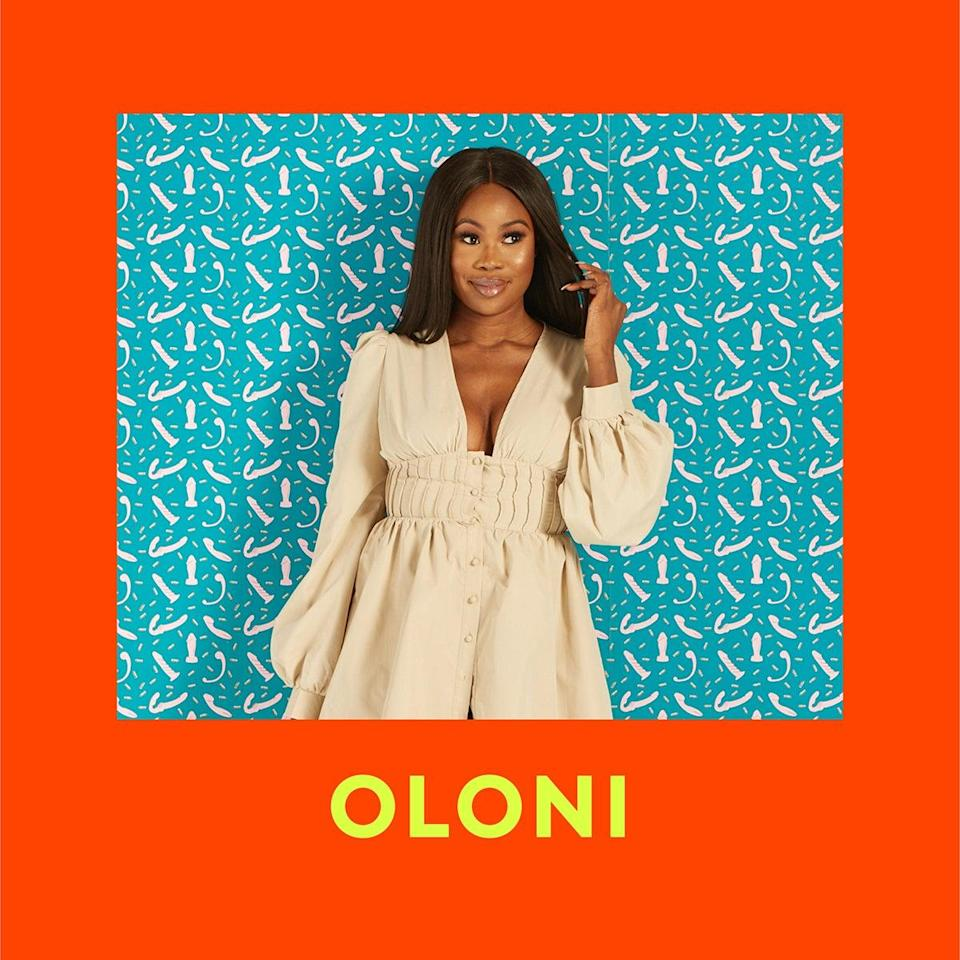"<strong>Oloni <br>Women's sexual rights advocate</strong><br><br>""I've been challenging stigmas around sexual health and how society sees women and sex. I've created conversations around these issues to help empower and educate. <br><br>""I'd like to see more of what we're slowly getting now in terms of women feeling empowered by their sexuality, having agency over their body. For women to have a better understanding of their sexuality without centring men. <br><br>""I'd like to actively see better sex education for young people and for it to include conversations around female pleasure and consent."""