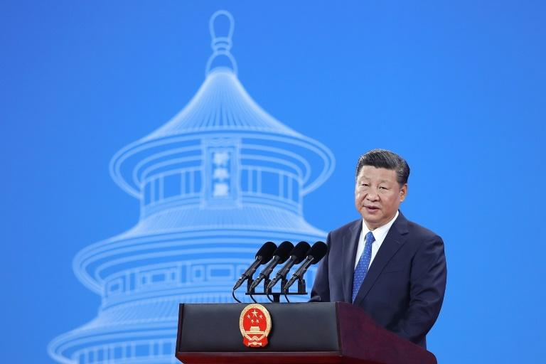 Xi Jinping vows full backing to Chinese-led Interpol