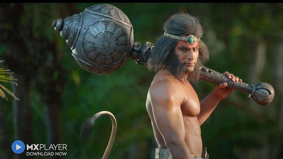 """<div class=""""paragraphs""""><p>A great revelation for the audience is seeing Vivan Bhatena in the role of Hanuman.</p></div>"""