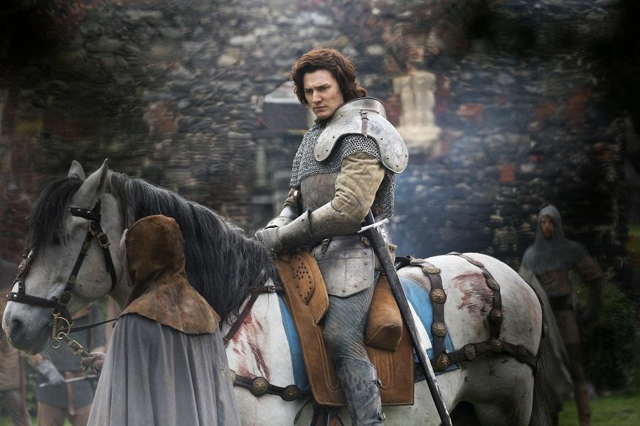 "Aneurin Barnard as Richard, Duke of Gloucester in ""The White Queen"" on Starz."