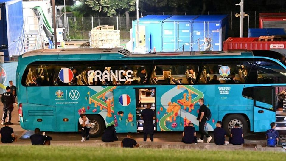 Il pullman francese | FRANCK FIFE/Getty Images