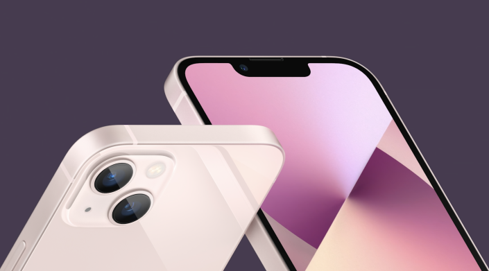 Apple has unveiled the iPhone 13 and iPhone 13 mini. (Image: Apple)