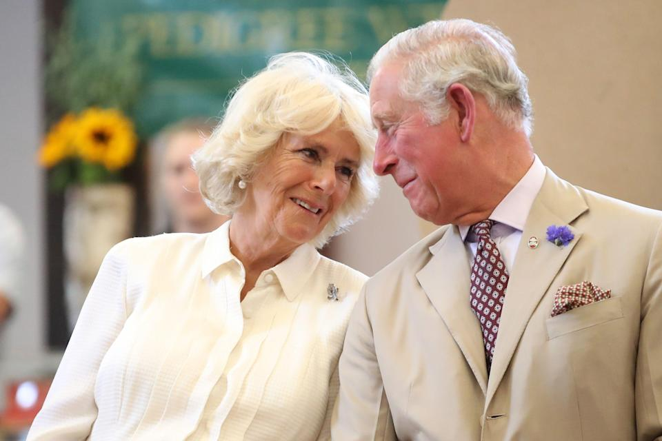 "<p>No one would deny that Charles and Camilla have a complicated relationship history. But according to Prince Harry, ""she's made our father very, very happy, which is the most important thing,"" and isn't that what counts? Here, the royal couple's cutest moments captured on camera. </p>"