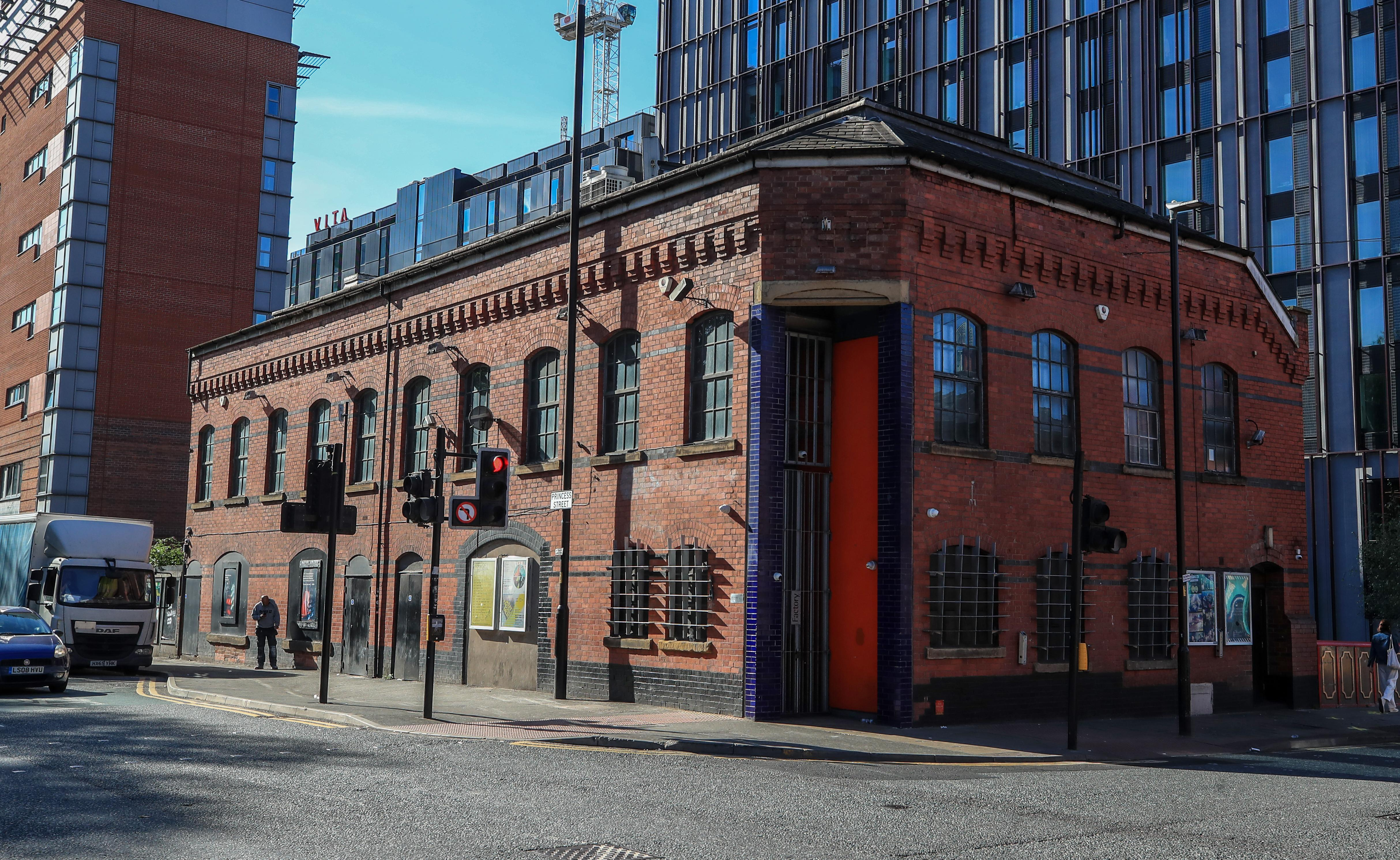 A general view of the night club The Factory in Manchester where Reynhard Sinaga watched and picked up men that he later raped. Sinaga, 36, has been jailed at Manchester Crown Court for life and must serve a minimum of 30 years after he was convicted of offences against 48 men. (Photo by Peter Byrne/PA Images via Getty Images)