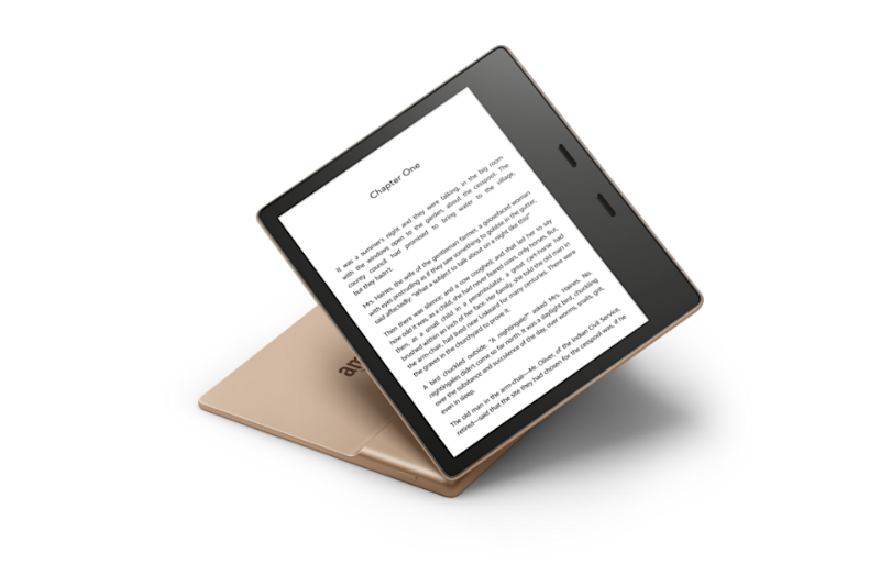 Amazon is Giving The Next Kindle Oasis an Adjustable Colour Frontlight; Ships in August