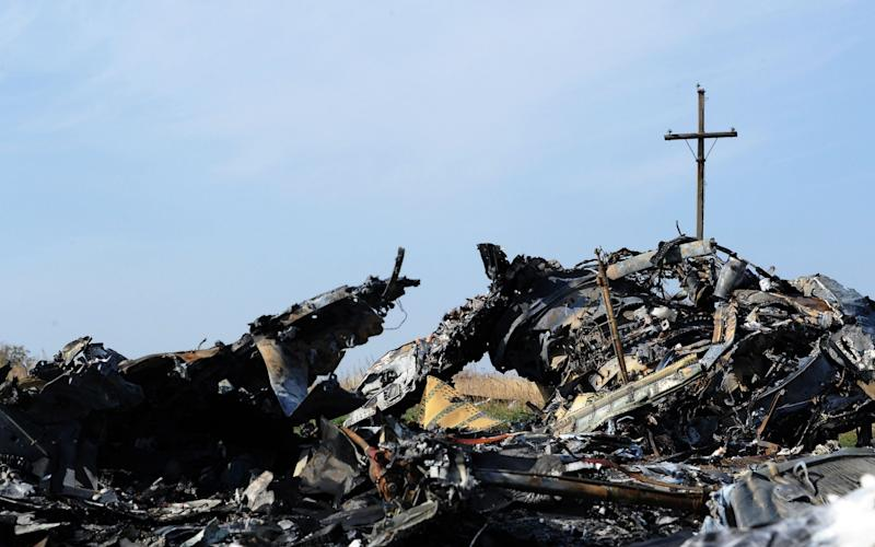 The MH17 downing is one of the darkest episodes in the ongoing separatist conflict in eastern Ukraine - Dominique Faget/AFP