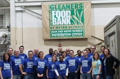 Fifth Third Bank, Employees and Customers Provide Nearly 3 Million Meals for Families Across 10 States