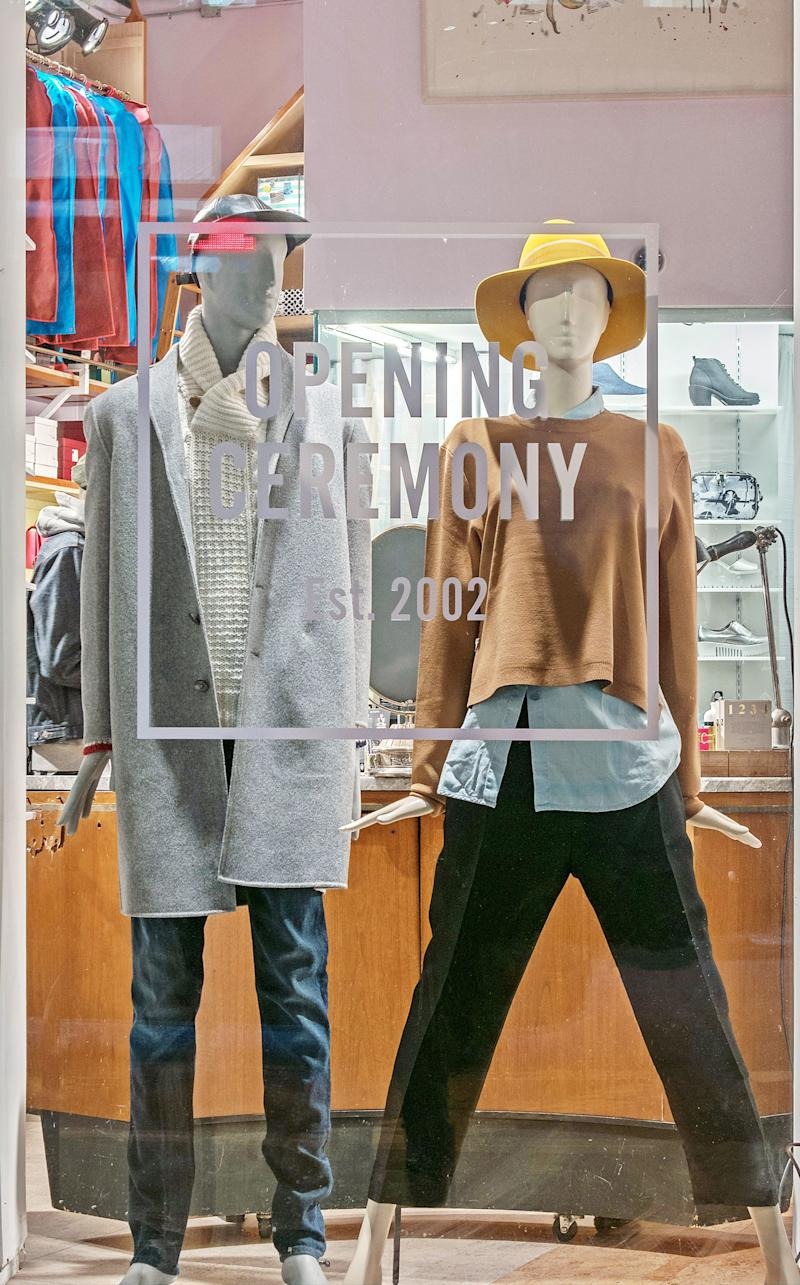Oh No! Opening Ceremony Is Closing Its Shops