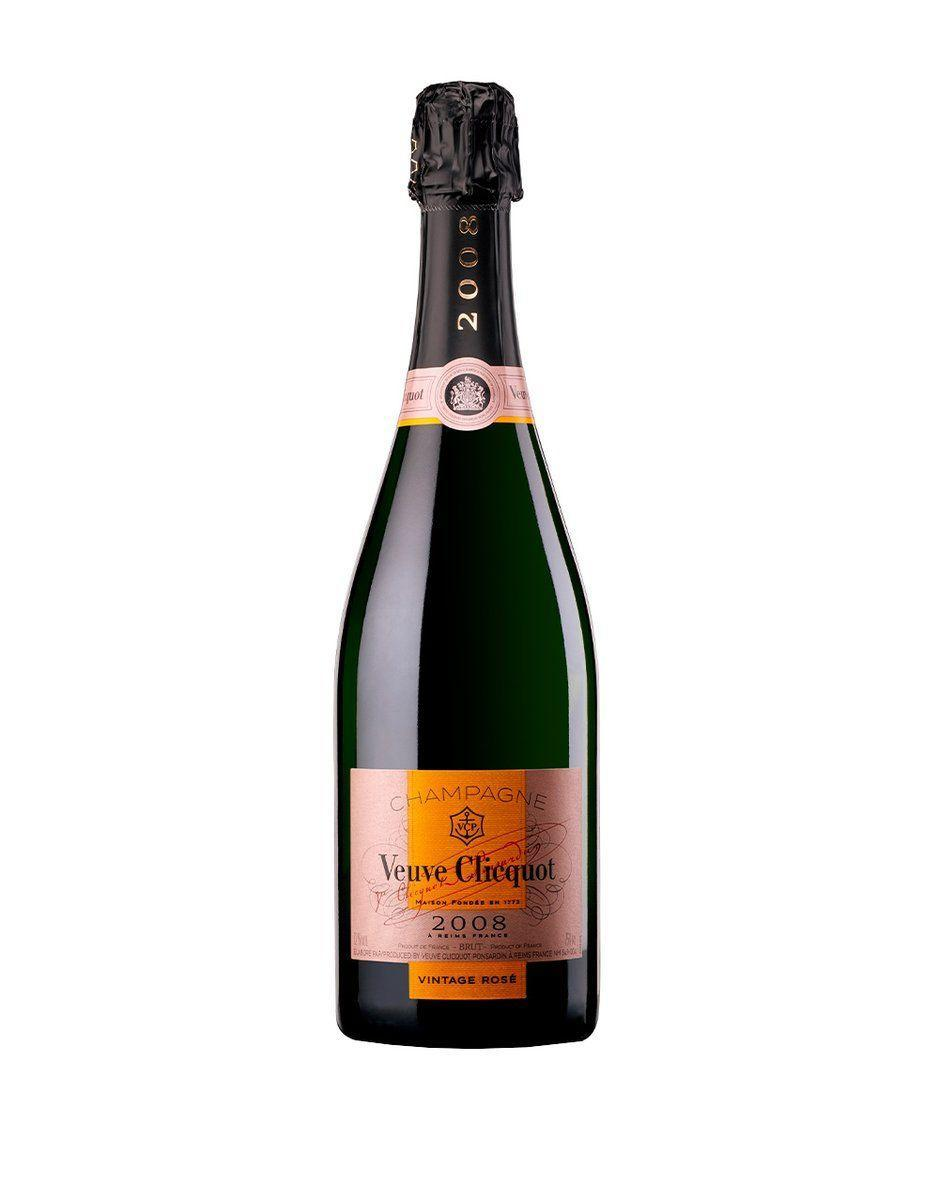 """<p><strong>Veuve Clicquot</strong></p><p>reservebar.com</p><p><strong>$103.00</strong></p><p><a href=""""https://go.redirectingat.com?id=74968X1596630&url=https%3A%2F%2Fwww.reservebar.com%2Fproducts%2Fveuve-clicquot-vintage-rose-2008&sref=https%3A%2F%2Fwww.veranda.com%2Fluxury-lifestyle%2Fentertaining%2Fg36465407%2Frose-champagne-bottles%2F"""" rel=""""nofollow noopener"""" target=""""_blank"""" data-ylk=""""slk:Shop Now"""" class=""""link rapid-noclick-resp"""">Shop Now</a></p><p>Veuve Clicquot's beloved Vintage Rosé 2008 is a favorite for dinner parties, as it's an excellent pairing for a variety of classic dishes. Powerful notes of strawberry, raspberry, and citrus fruits are artfully balanced with subtle yet spicy notes of rooibos tea and fine leather. </p>"""