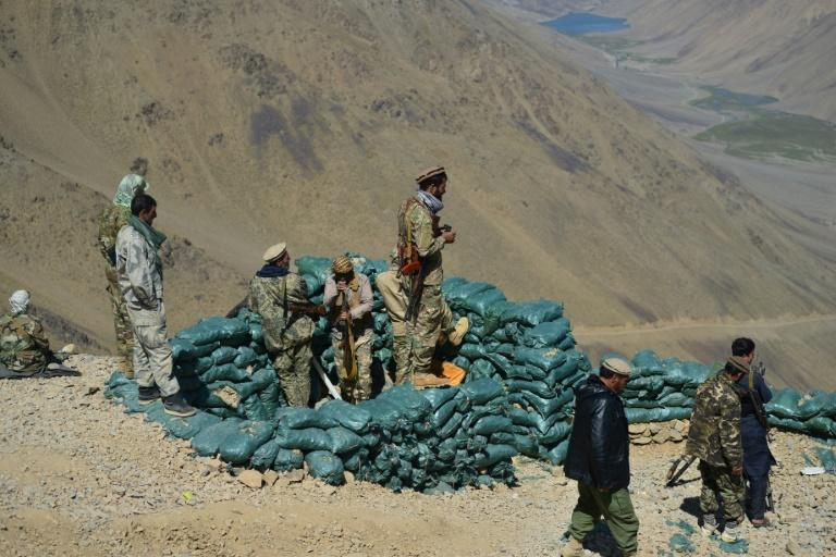 The Panjshir resistance includes local anti-Taliban militia members as well as former Afghan government forces