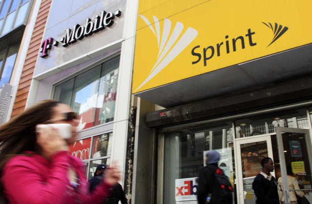 A Sprint and T-Mobile merger could be beneficial to consumers.