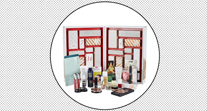 Amazon's Beauty Advent Calendar 2020 is available to pre-order now. (Amazon)