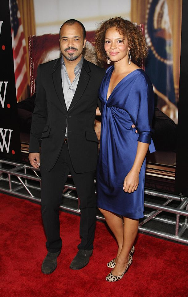 "<a href=""http://movies.yahoo.com/movie/contributor/1800020494"">Jeffrey Wright</a> at the New York premiere of <a href=""http://movies.yahoo.com/movie/1810026489/info"">W.</a> - 10/14/2008"