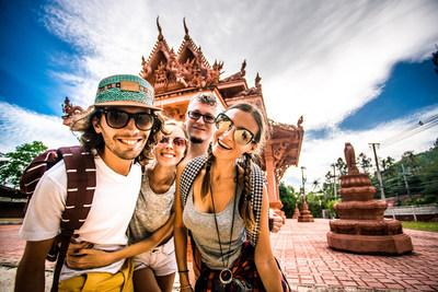 Traveling to Thailand with JustFly (CNW Group/FlightHub)