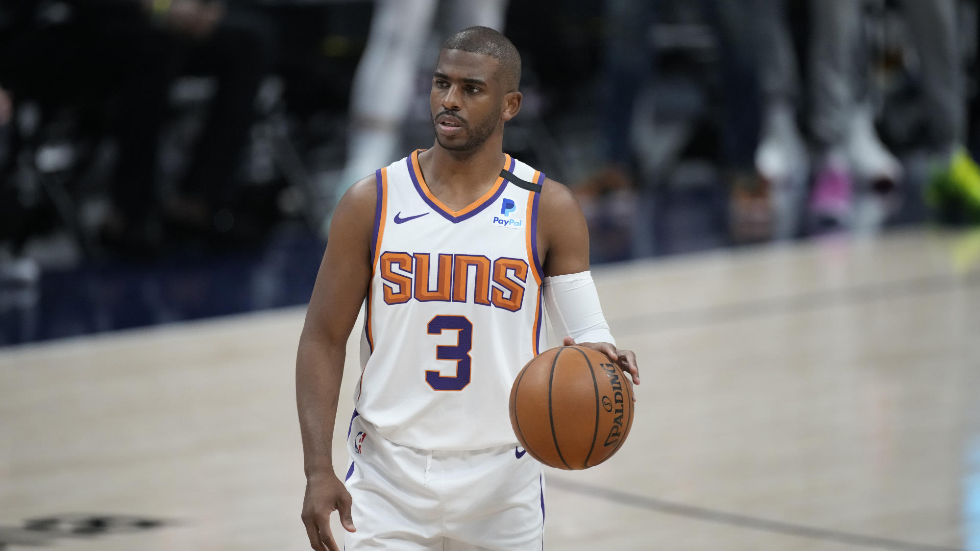 Chris Paul out for Game 1 of Western Conference finals due to COVID-19 protocol – Yahoo Sports