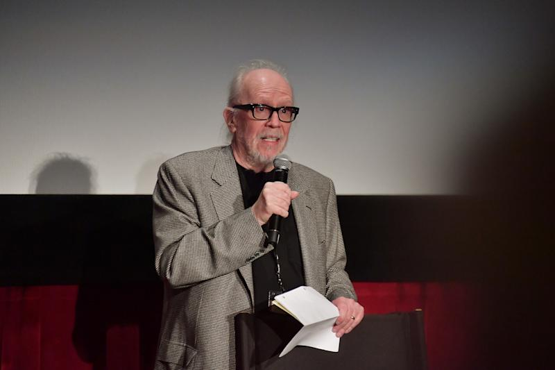 John Carpenter speaks at the 2018 TCM Classic Film Festival. (Photo by Stefanie Keenan/Getty Images for TCM)