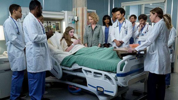 PHOTO: The fall finale of ABC's 'Grey's Anatomy,' aired on Nov. 21, 2019. (Kelsey Mcneal/ABC)