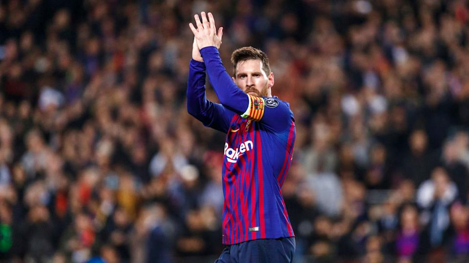 <strong>Lionel Messi</strong> (32 ans) : FC Barcelone / Argentine.