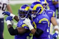 """<p>There are also expectations from their respective teams on how to behave on and off the field. One example? Players are <a href=""""https://ftw.usatoday.com/2015/09/nfl-players-wear-suits-airplane-press-conference-nba-dress-code-sports-fashion"""" rel=""""nofollow noopener"""" target=""""_blank"""" data-ylk=""""slk:expected to wear suits"""" class=""""link rapid-noclick-resp"""">expected to wear suits</a> as they arrive on gameday. </p>"""