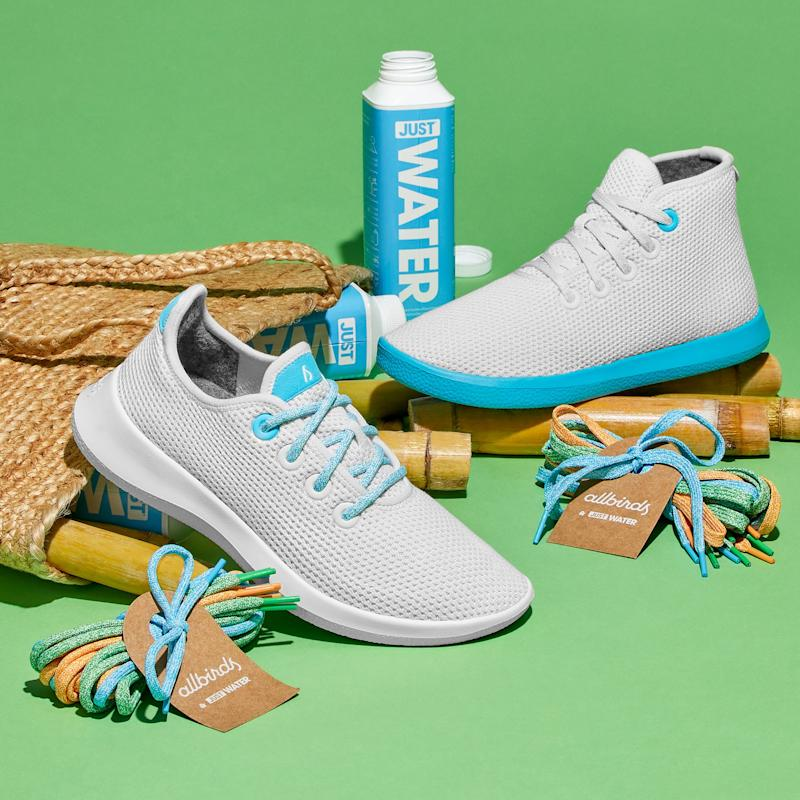 Celebs Love These $95 Sneakers — and100% of theProceeds From This Collab Will Help the Amazon Rainforest