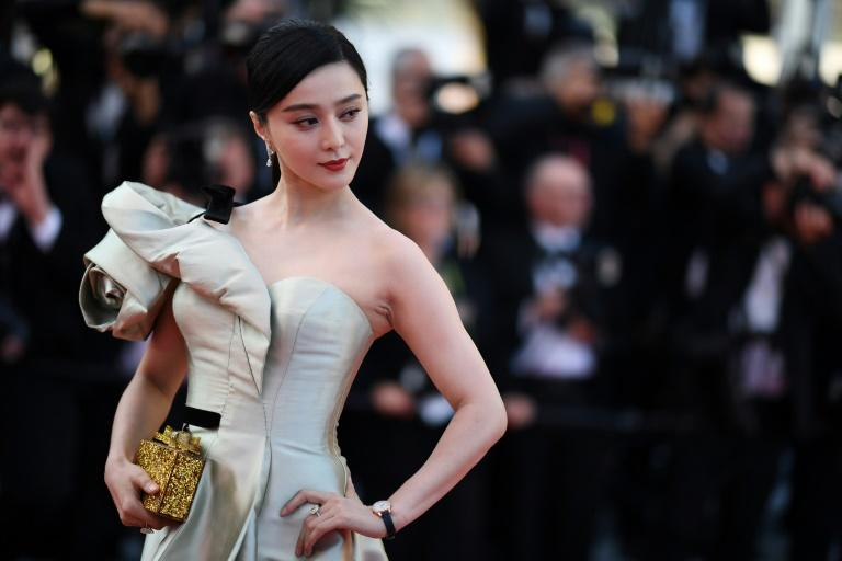 Disappeared China star Fan Bingbing ordered to pay $129m over taxes