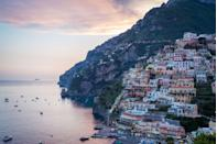 """<p>Sorrento and Amalfi's pretty pastel-coloured houses cling dramatically to cliffs overlooking the shimmering Mediterranean sea, one of the reasons this stretch of coastline is considered among the most beautiful in the world. </p><p>You'll see why as soon as you step foot in the secluded bays and winding streets of Amalfi and Ravello. You're also just over an hour's drive from Naples, the pizza capital of the world, where the heavenly smell of freshly baking dough wafts through the streets. While there you could learn to make the classic dish yourself, or simply chill at a café with an espresso and soak up the cultured ambience.</p><p>Visit Naples, Amalfi, Ravello, Capri and Pompeii with Good Housekeeping, including dinner at a Michelin-starred restaurant and a wine-tasting with lunch at Mount Vesuvius. </p><p><a class=""""link rapid-noclick-resp"""" href=""""https://www.goodhousekeepingholidays.com/tours/amalfi-coast-luxury-stay-naples-pompeii"""" rel=""""nofollow noopener"""" target=""""_blank"""" data-ylk=""""slk:FIND OUT MORE"""">FIND OUT MORE</a></p>"""