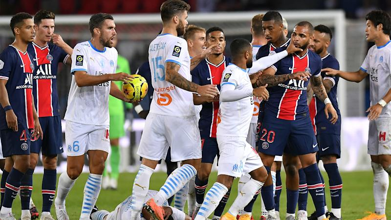 PSG's Leonardo critical of players in Marseille brawl: We lost our minds