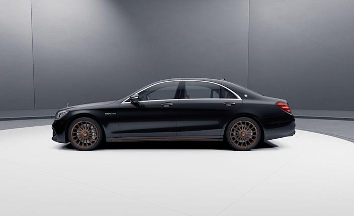 """<p>For the record, we're sad to see the car's twin-turbocharged V-12 go. In the AMG-branded S-class it makes 621 horsepower and 738 lb-ft of torque–good for <a href=""""https://www.caranddriver.com/reviews/a19635607/2018-mercedes-amg-s65-sedan-test-review/"""" rel=""""nofollow noopener"""" target=""""_blank"""" data-ylk=""""slk:a 3.9-second rip from zero to 60 mph"""" class=""""link rapid-noclick-resp"""">a 3.9-second rip from zero to 60 mph</a> at our test track.</p>"""