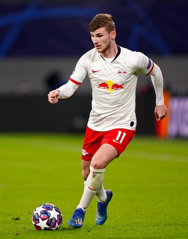 Timo Werner is no slouch (PA)