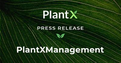 PlantX Appoints Lorne Rapkin as New CEO and Announces Other Management Transitions (CNW Group/PlantX Life Inc.)