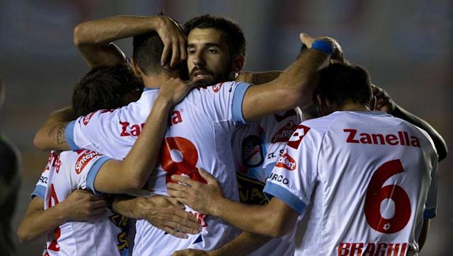 <p>One theory about how Greater Buenos Aires-based side Arsenal de Sarandi got their name comes from a supposed early link between the club and the country's military arsenal - the world is the same in Spanish. That was, after all, precisely the beginnings of the original Arsenal in the Woolwich area of London.</p> <br><p>The Argentine club itself paints a slightly different story, though, claiming that use of the name 'Arsenal' is an homage to the London team. Arsenal de Sarandi weren't formed until 1957, and the history on their own website notes how, even back then, Arsenal were revered for the football they played. Staying true to that has been a key pillar of Sarandi's existence.</p> <br><p>The club's only national title to date came in the 2012 Clausura campaign, while they also won the Copa Sudamericana in 2007, South America's equivalent of the Europa League. </p>