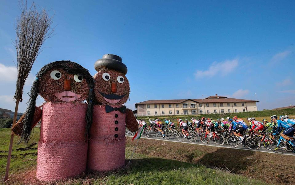 Giro d'Italia 2021 route: When does it start, how to watch live TV coverage and which teams and riders are racing? - AFP