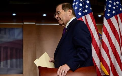 Rep. Nadler has signalled privately he believes impeachment hearings should begin - Credit: Reuters