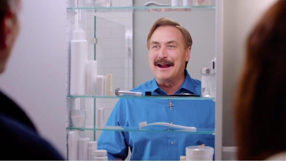 mike Lindell MyPillow my pillow