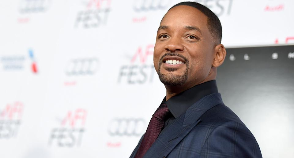 Is a comeback on the cards for Will Smith? (credit: Getty Images)