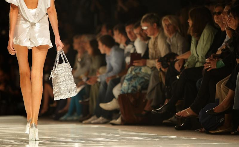 Models whose body mass index is below a certain level will not be able to work on the catwalk under new laws in France