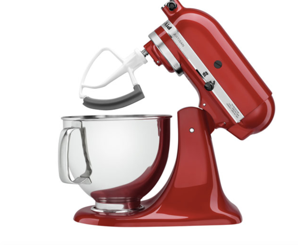 KitchenAid Artisan Tilt-Head Stand Mixer - 5Qt - 325-Watt - Empire Red