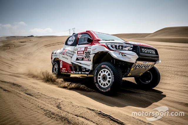 "#208 Overdrive: Bernhard Ten Brinke, Tom COLSOUL <span class=""copyright"">Toyota Gazoo Racing South Africa</span>"