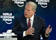 Al Gore failed to become president, but is now a prominent climate change activist