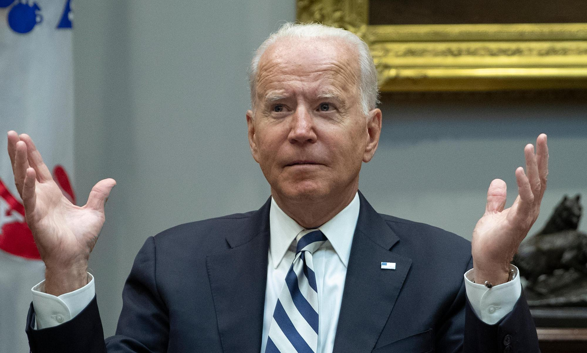 'It's chilling what is happening': a rightwing backlash to Biden takes root in Republican states