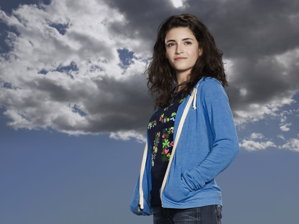 "Daniela Bobadilla stars as Sam Goodson in ""Anger Management"" on FX."
