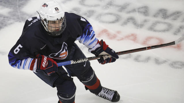 McKeen's Hockey Director of Scouting Ryan Wagman gives Rotoworld his first round for the upcoming NHL Draft. (Getty Images)