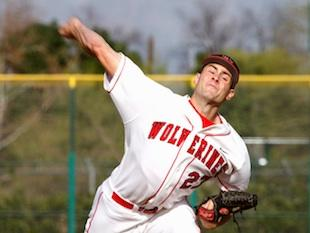 Harvard Westlake pitching sensation Lucas Giolito — Eric Dearborn photography