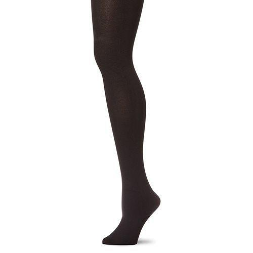 """<p><strong>HUE</strong></p><p>amazon.com</p><p><a href=""""https://www.amazon.com/HUE-Super-Opaque-Tights-Control/dp/B0002THZSE/ref?tag=syn-yahoo-20&ascsubtag=%5Bartid%7C2089.g.3023%5Bsrc%7Cyahoo-us"""" rel=""""nofollow noopener"""" target=""""_blank"""" data-ylk=""""slk:Shop Now"""" class=""""link rapid-noclick-resp"""">Shop Now</a></p><p>Classic black tights complete the Wednesday Addams look, but even more importantly, now you won't be freezing when you're hopping from party to party!</p>"""