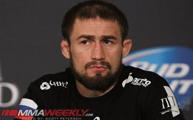 UFC Releases Statement on Ali Bagautinov Testing Positive for EPO